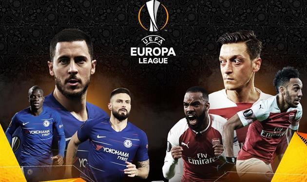 Челси- Арсенал: финал Лиги Европы 29.05.19