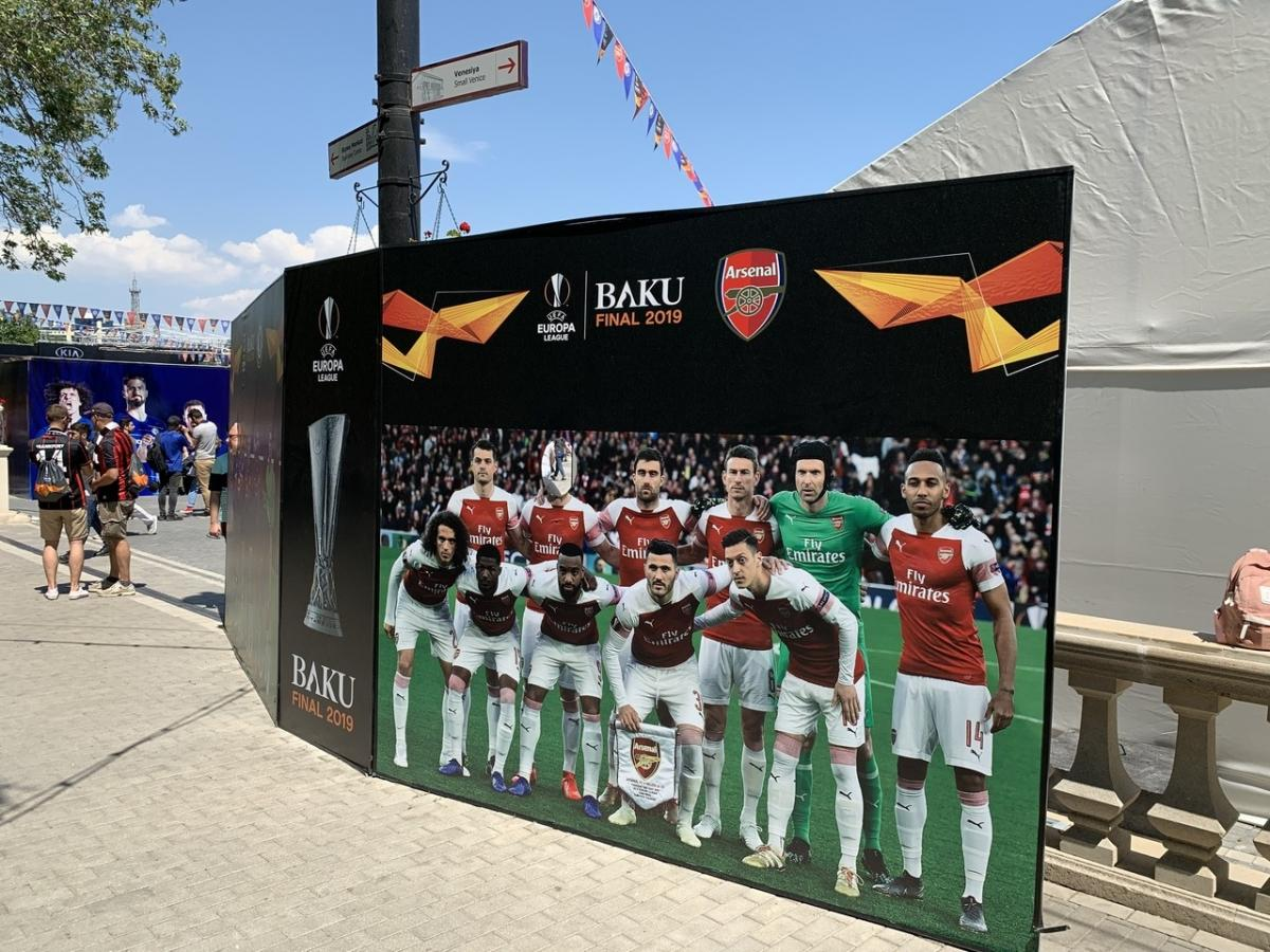Баку в предвкушении финала
