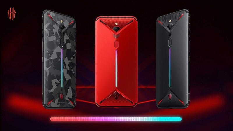 смартфон Nubia Red Magic 3