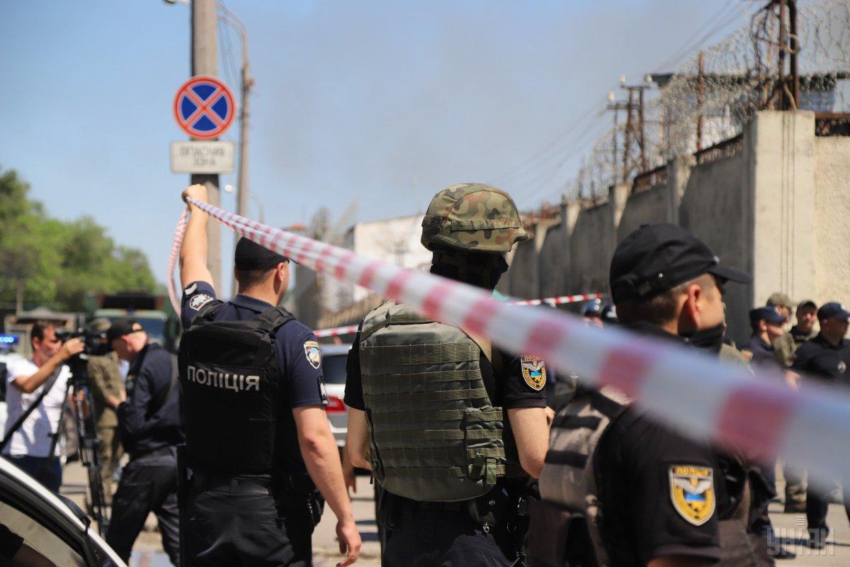 Бунт колония Одесса
