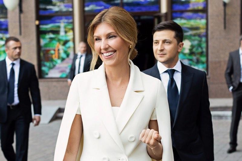 Елена Зеленская оправдалась из-за резкого исчезновения в Facebook