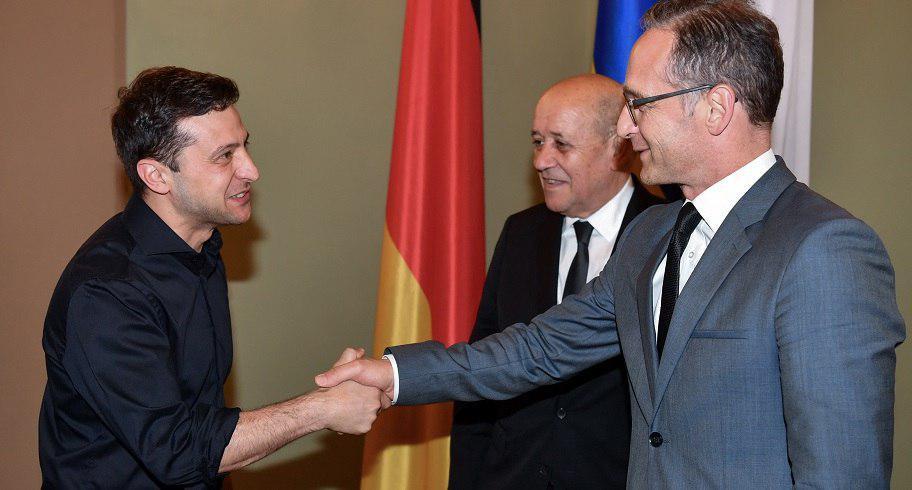 Владимир Зеленский встретился с главами МИД Польши и Швеции