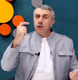 Евгений Комаровский сообщил, что есть пять принципов безопасного питания