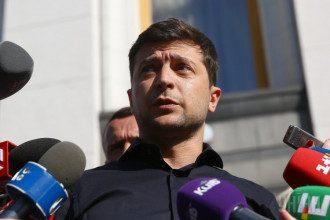Владимир Зеленский предложил 19 мая как дату инаугурации / УНИАН