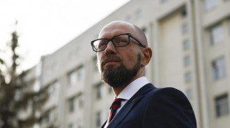 Яценюк считает обвинения Следственного комитета РФ в участии в первой русско-чеченской войне 1994-1995 годов диагнозом российской власти / Народный фронт