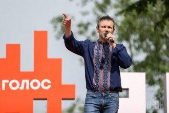 Святослав Вакарчук — Святослав Вакарчук сообщил, что в случае попадания в парламент не перестанет заниматься музыкой