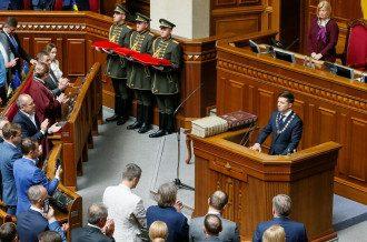 У Зеленского есть два варианта коалиции/ Reuters