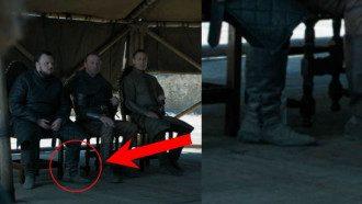 В Игре престолов нашли киноляп