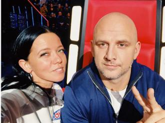 Потап с женой после развода остались друзьями и партнерами / Фото: Instagram/Ирина Горовая