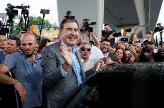 Саакашвили объяснил, почему возвращается в Грузию