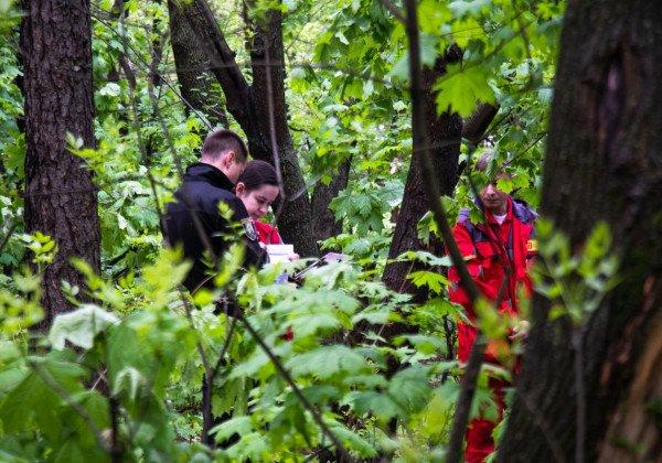 В киевском парке нашли повешенным 25-летнего парня