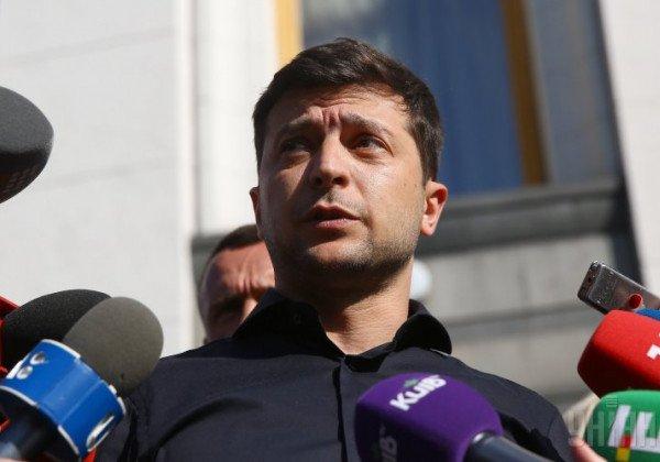 Владимир Зеленский раскритиковал Раду за инаугурацию