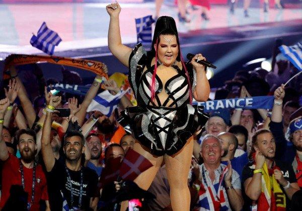 Победительница Евровидения 2018 Нетта Барзилай
