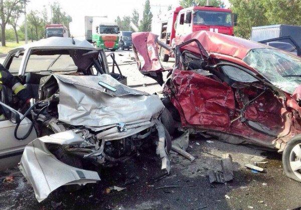 Новости Днепра — В Днепре в результате ДТП погибли три человека