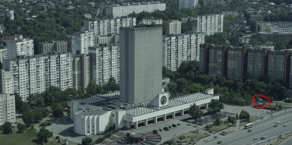 В сериале Чернобыль нашли киноляп