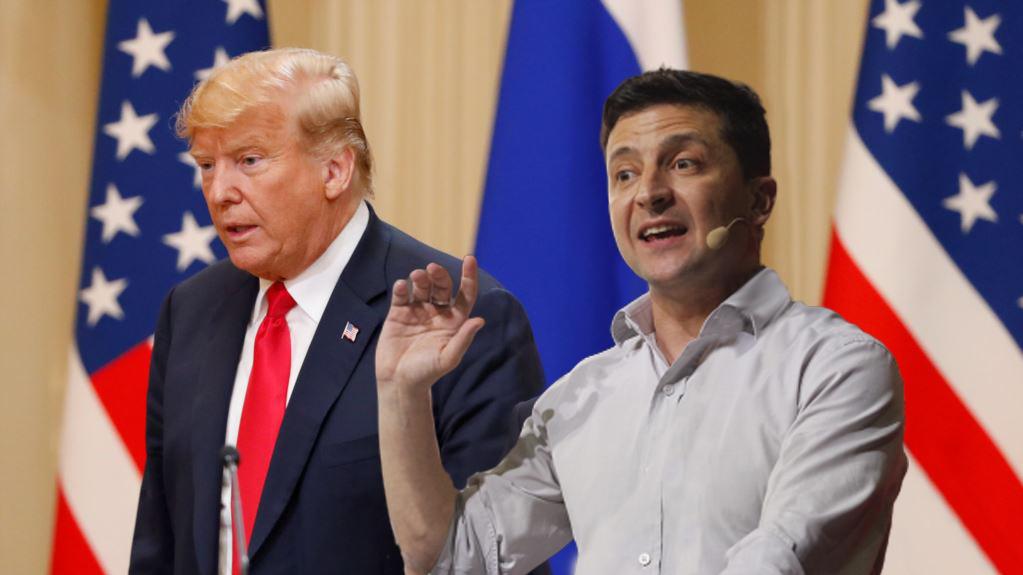 Зеленский — Трамп — Владимир Зеленский понравился Дональду Трампу, полагает американский капитан
