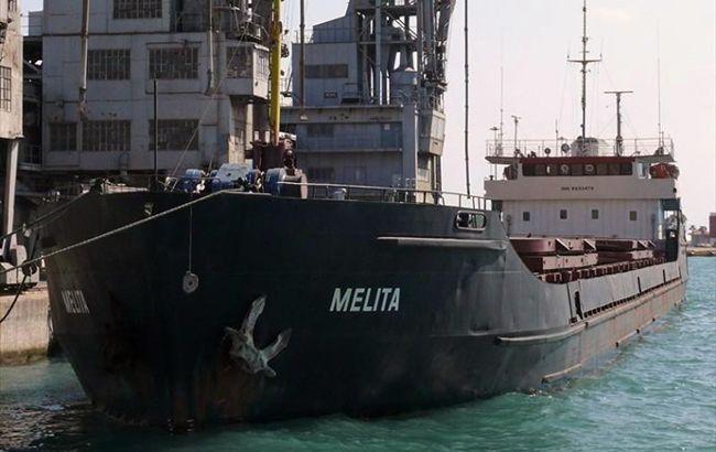 Сухогруз Melita