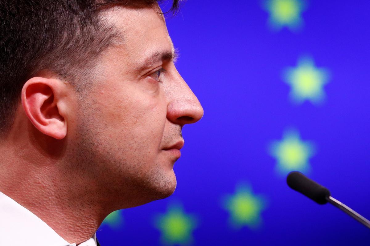 Украина-НАТО — Украина вступит в НАТО после референдума, сказал Владимир Зеленский