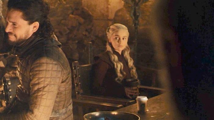 Starbucks в Игре престолов