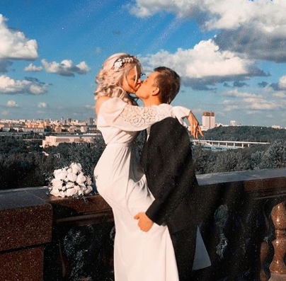 Алина Гросу — Алина Гросу 1 июня вышла замуж