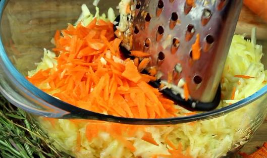 Кабачковый торт — Как готовится кабачковый торт с грибами