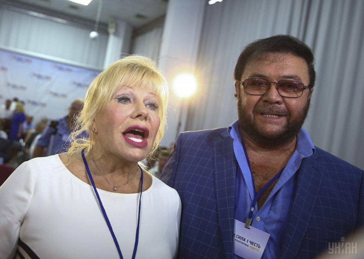 Виталий и Светлана Билоножко