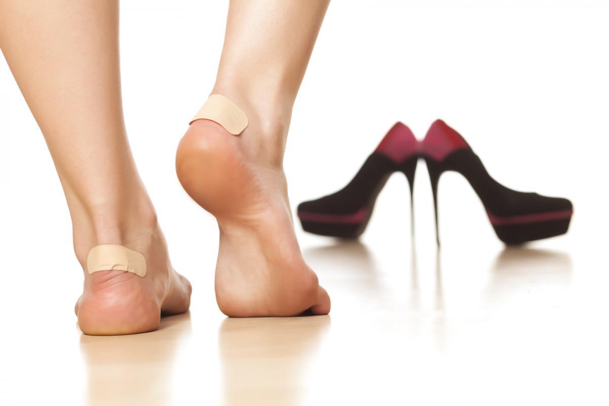 Каблуки, обувь