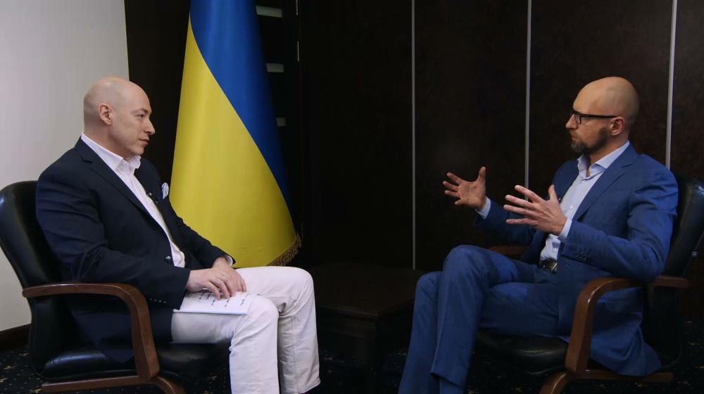 По словам Яценюка, в результате Харьковских соглашений и