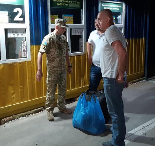 Задержание украинского судна — Россия вернула Украине Виктора Новицкого