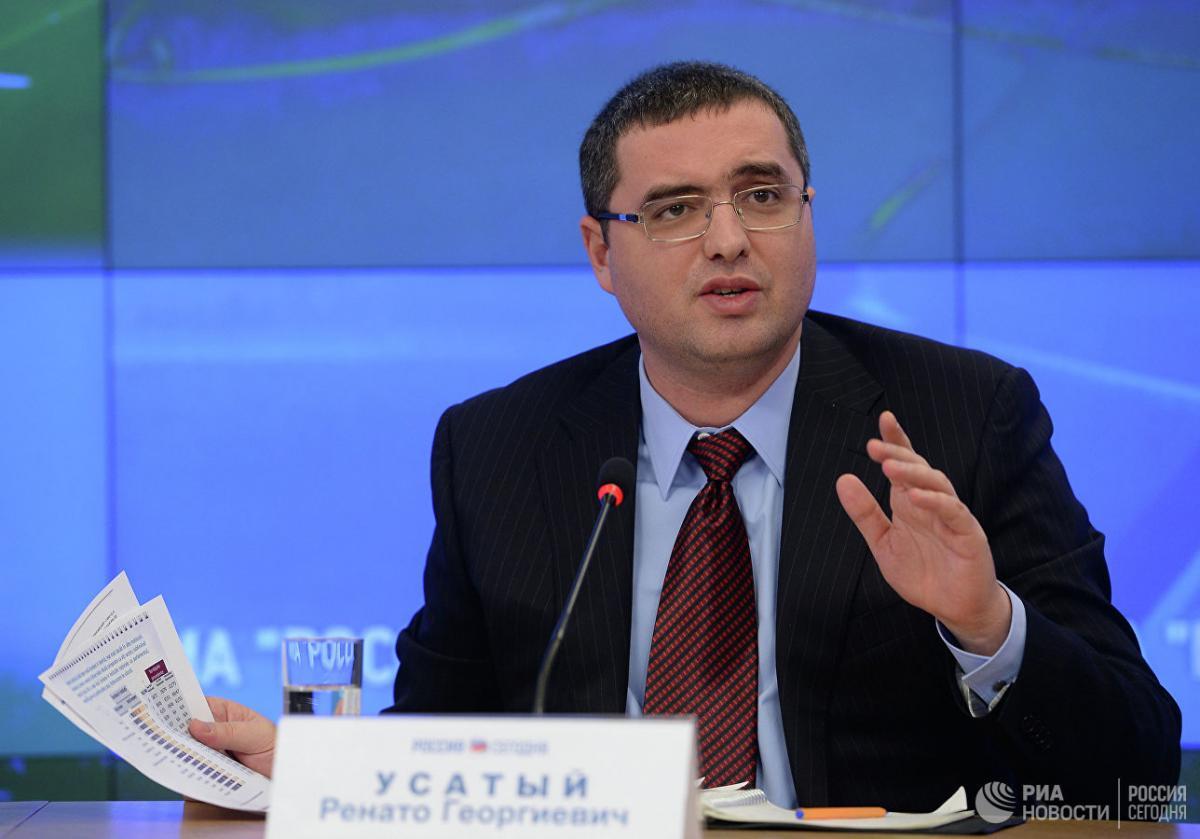 Ренато Усатого арестовали  в Молдове