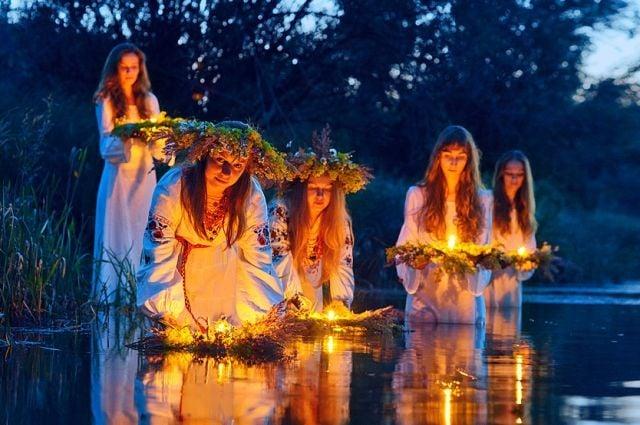 Івана Купала 2020 - обряди і традиції для краси, щастя і здоров'я