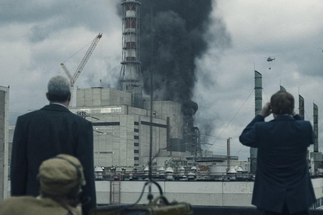 Чернобыль 3 серия