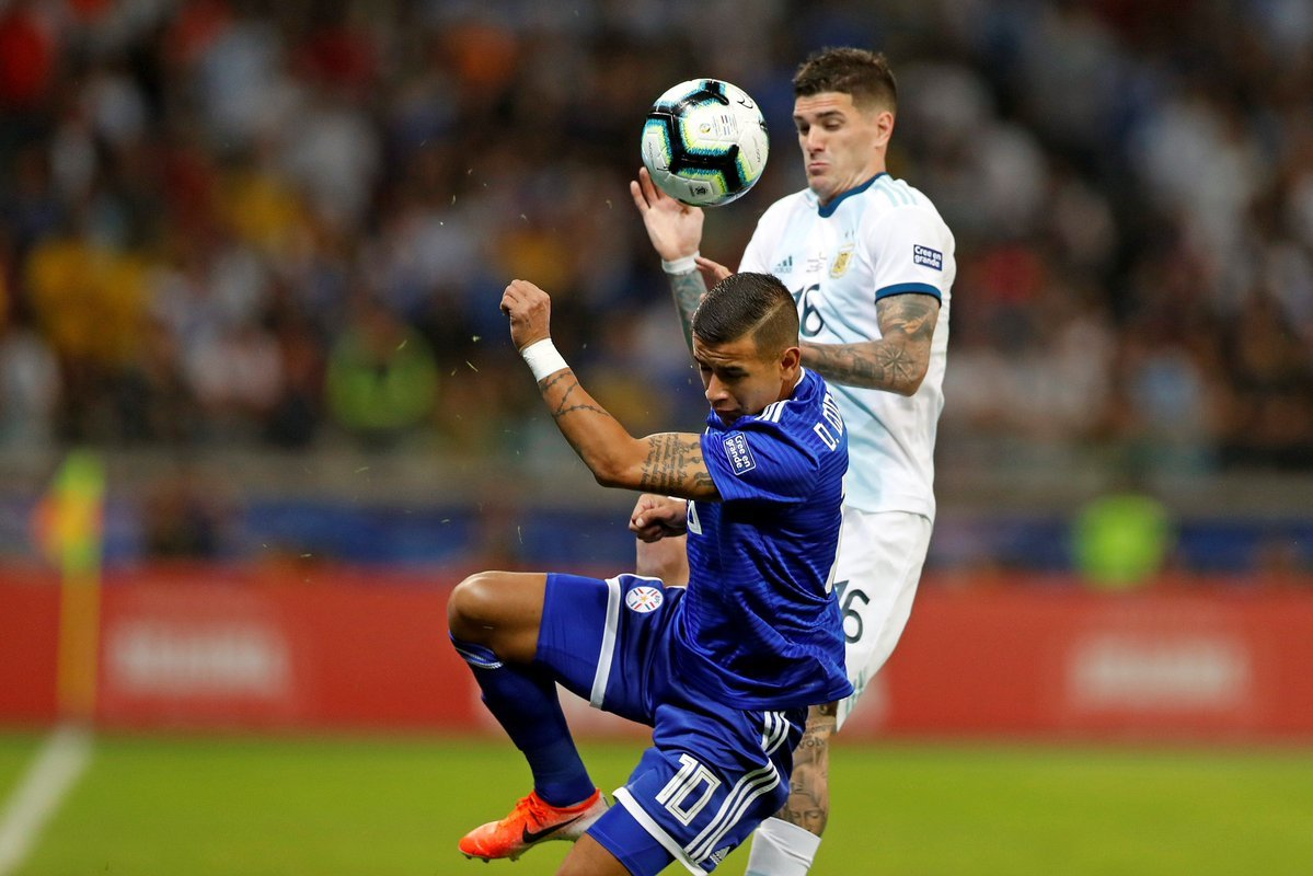 Аргентина снова оступилась на Кубке Америки
