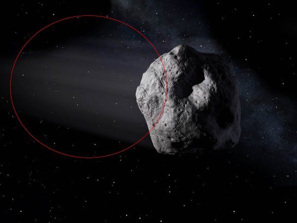 Небезпечний астероїд наблизився до Землі / Фото: nasa.gov