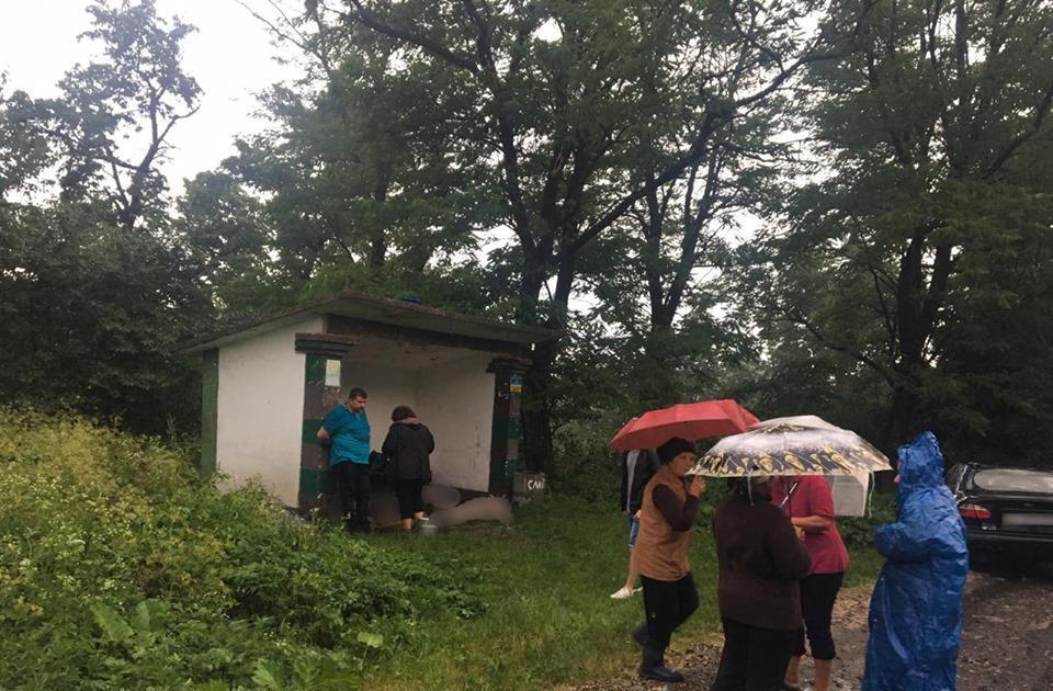 На Ивано-Франковщине молния убила троих