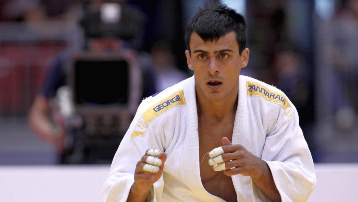 Георгий Зантарая выиграл второе для Украины золото