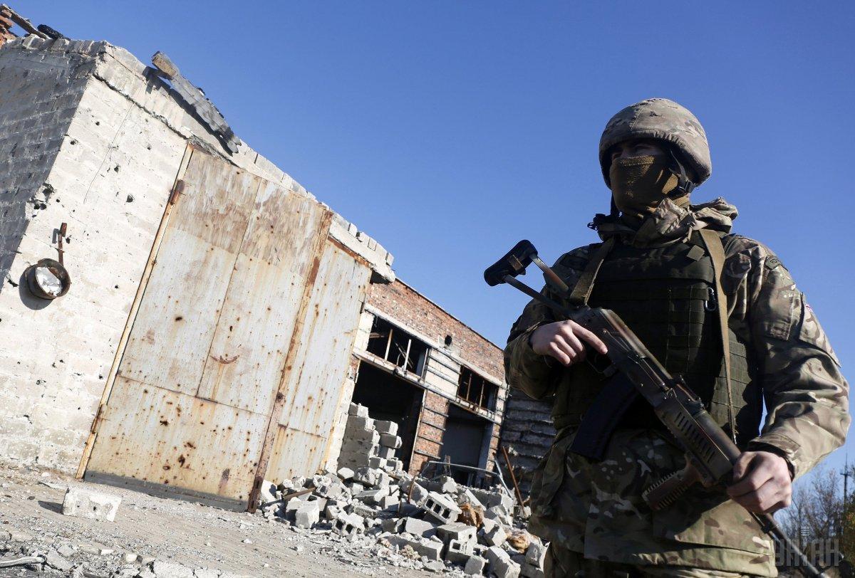 Война на Донбассе: в Штабе ООС озвучили потери