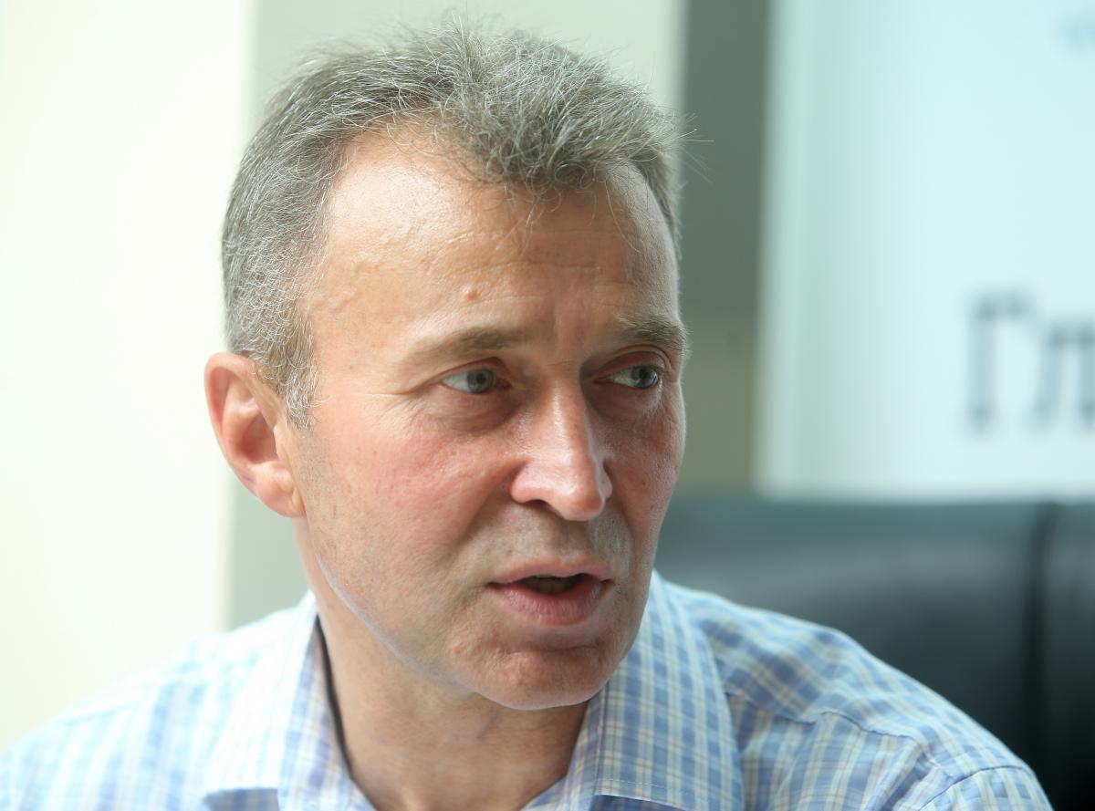 Юрий Думанский