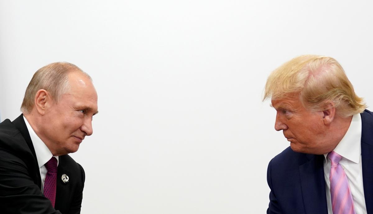 Чем любовь Трампа к Путину опасна для Зеленского