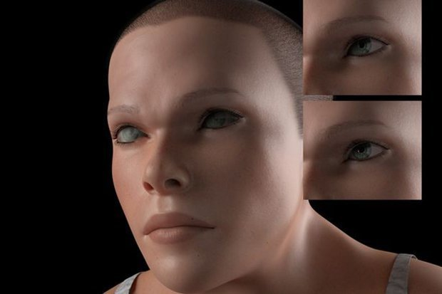У людей может появиться вторая пара век, чтобы защитить глаза от вредного света / dailystar.co.uk