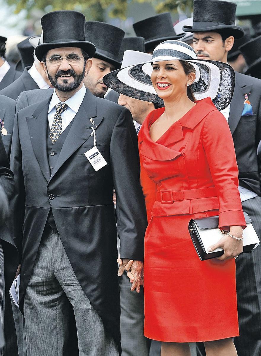 От эмира Дубая сбежала жена