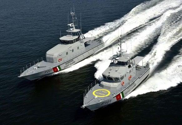 Украина получит 20 патрульных катеров OCEA FPB 98