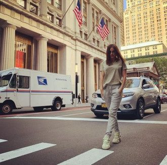 Ани Лорак перебралась в США
