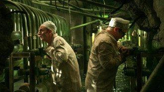 Кадр из сериала Чернобыль