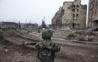 По Донбассу Украине нельзя пересекать две