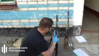 Солдат застрелил солдата на Львовщине / ГБР
