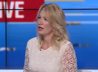 Наталья Баласинович — Наталью Баласинович выгоняют из партии Европейская солидарность, сообщил журналист