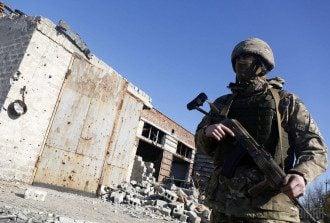 После того, как в зоне ООС на Донбассе был введен