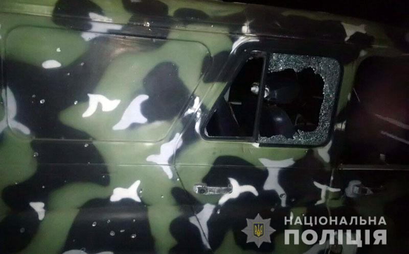 Теракт на Донбассе — Под Ясиноватой боевики совершили теракт
