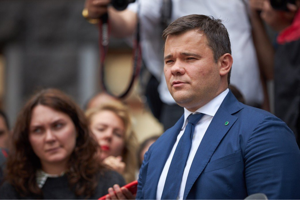 Богдан написал заявление об отставке - источники